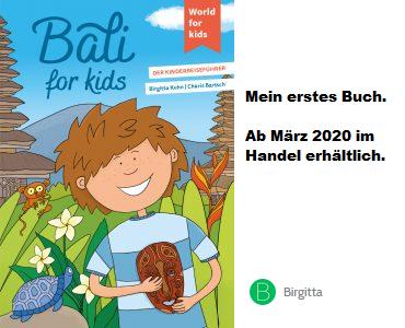 Reiseführer Bali for kids